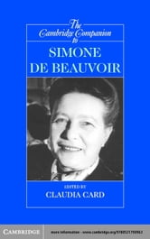 The Cambridge Companion to Simone de Beauvoir ebook by Card, Claudia