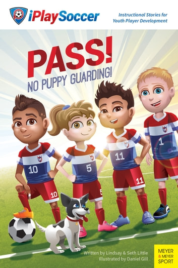 Pass! No Puppy Guarding ebook by Lindsay Little,Seth Little