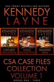 CSA Case Files (Volume 1) ebook by Kennedy Layne