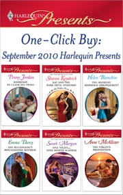 One-Click Buy: September 2010 Harlequin Presents - Marriage: To Claim His Twins\Kat and the Dare-Devil Spaniard\The Andreou Marriage Arrangement\The Billionaire's Housekeeper Mistress\One Night...Nine-Month Scandal\The Virgin's Proposition ebook by Penny Jordan, Sharon Kendrick, Helen Bianchin,...