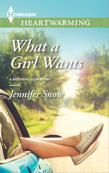 What a Girl Wants - A Clean Romance ebook by Jennifer Snow