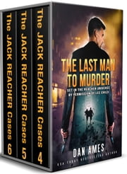 The Jack Reacher Cases (Complete Books #4, #5 & #6) ekitaplar by Dan Ames