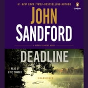 Deadline audiobook by John Sandford