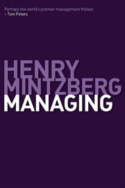 Managing ebook by Henry Mintzberg