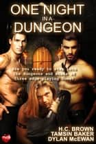 One Night in a Dungeon ebook by H.C. Brown, Tamsin Baker, Dylan McEwan