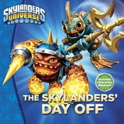 The Skylanders' Day Off ebook by Ray Santos