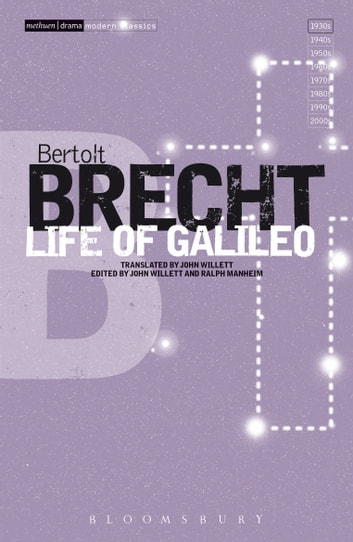Life Of Galileo ebook by Bertolt Brecht,John Willett,Ralph Manheim Manheim