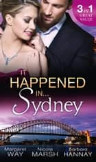 It Happened in Sydney: In the Australian Billionaire's Arms / Three Times A Bridesmaid... / Expecting Miracle Twins (Mills & Boon M&B) ebook by Margaret Way, Nicola Marsh, Barbara Hannay
