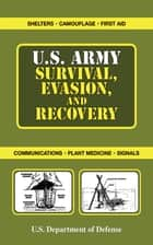 U.S. Army Survival, Evasion, and Recovery ekitaplar by Department of the Army