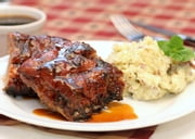 The Ribs Cookbook - 134 Recipes ebook by Anonymous