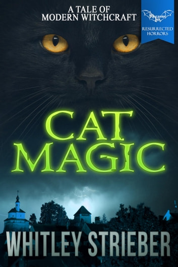 Cat Magic ebook by Whitley Strieber