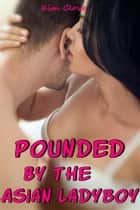 Pounded By The Asian Ladyboy: Erotica Shemale Transsexual Gay Bisexual First Time Creampie Filled Anal ebook by Kim Clove