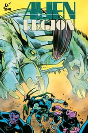 Alien Legion #31 ebook by Chuck Dixon,Larry Stroman,Mark Farmer,Janet Jackson