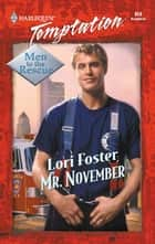 Mr. November ebook by Lori Foster