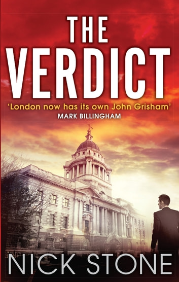 The Verdict ebook by Nick Stone