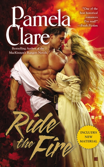 Ride the Fire ebook by Pamela Clare