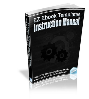 EZ Ebook Templates Instruction Manual ebook by Anonymous