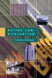 Rating Law and Valuation ebook by Frances A.S. Plimmer