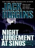Night Judgement at Sinos ebook by Jack Higgins