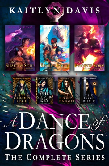 A Dance of Dragons: The Complete Series ebook by Kaitlyn Davis