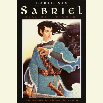 Sabriel audiobook by Garth Nix