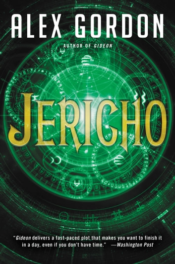 Jericho - A Novel ebook by Alex Gordon