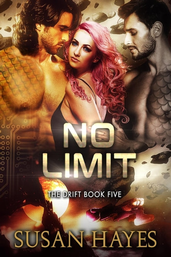 No Limit - The Drift, #5 ebook by Susan Hayes