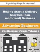 How to Start a Delivery Tricycles (non-motorised) Business (Beginners Guide) ebook by Kelley Hutton