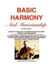 Basic Harmony and Musicianship ebook by Joe Procopio