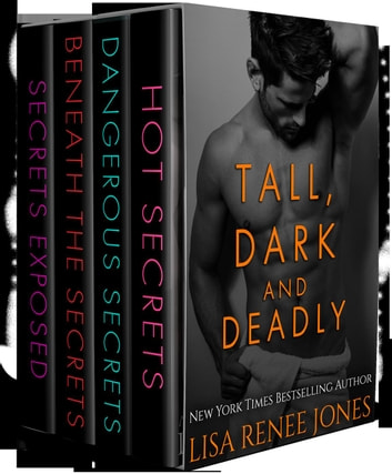 Tall, Dark and Deadly Four Book Box Set ebook by Lisa Renee Jones
