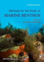 Methods for the Study of Marine Benthos ebook by Anastasios Eleftheriou