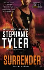 Surrender - A Section 8 Novel 電子書 by Stephanie Tyler