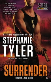 Surrender - A Section 8 Novel ebook by Stephanie Tyler