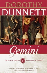 Gemini - The Eighth Book of The House of Niccolo ebook by Dorothy Dunnett