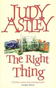 The Right Thing ebook by Judy Astley