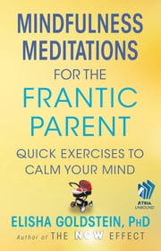 Mindfulness Meditations for the Frantic Parent - The Now Effect ebook by Elisha Goldstein, Ph.D.