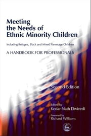 Meeting the Needs of Ethnic Minority Children - Including Refugee, Black and Mixed Parentage Children: A Handbook for Professionals Second Edition ebook by Wilson, Linda