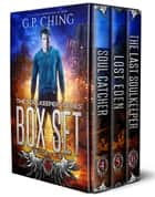 The Soulkeepers Series Part Two (Books 4-6) ebooks by G. P. Ching
