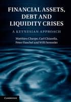 Financial Assets, Debt and Liquidity Crises ebook by Matthieu Charpe,Carl Chiarella,Peter Flaschel,Willi Semmler