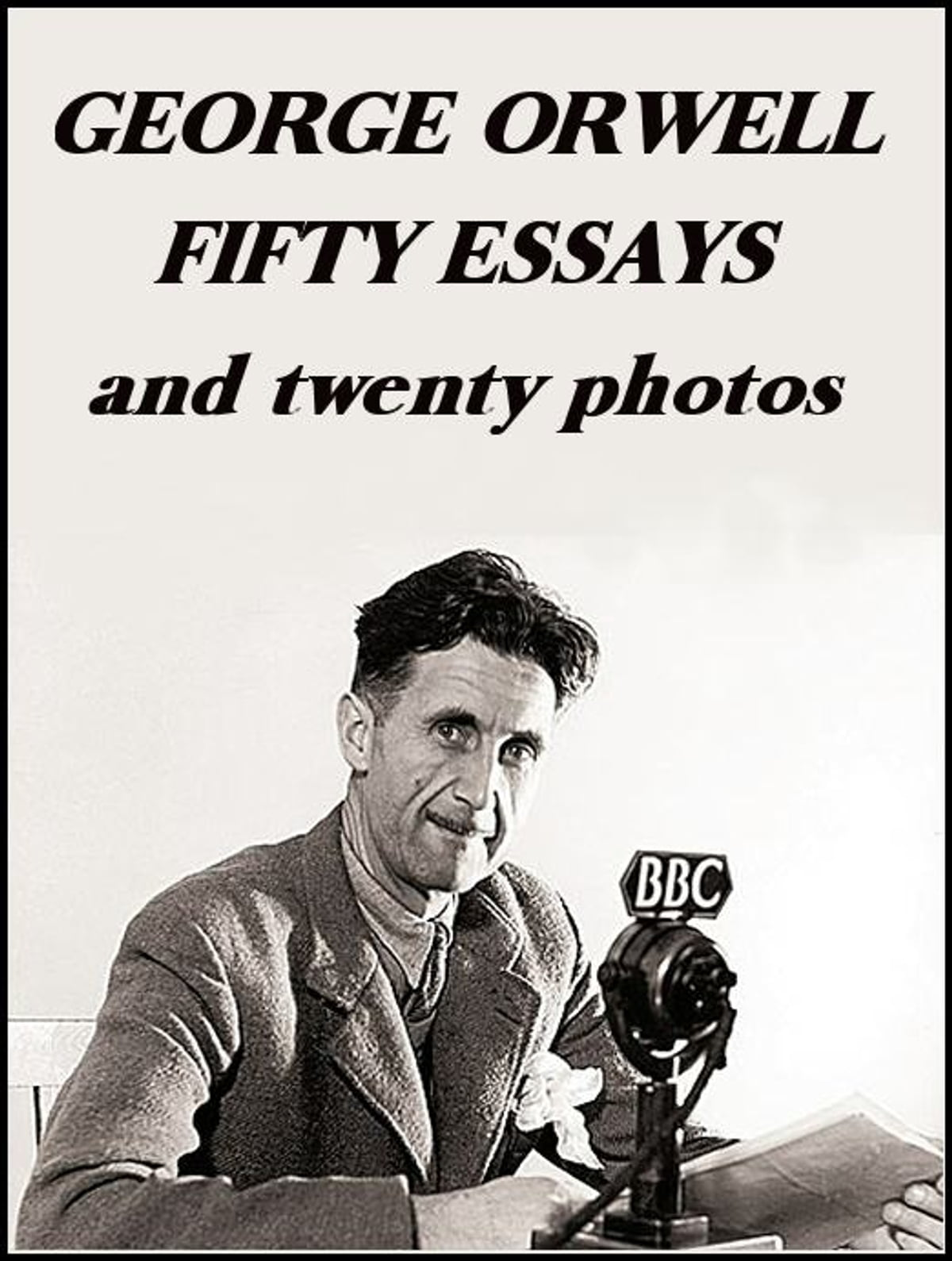 george will essays Essays by george orwell a generous and varied selection–the only hardcover edition available–of the literary and political writings of one of the greatest essayists of the twentieth century.