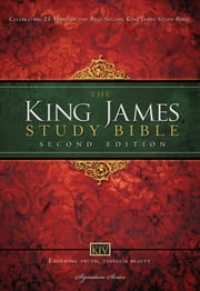 KJV Study Bible, eBook - Second Edition ebook by Thomas Nelson
