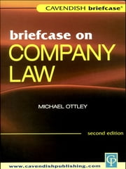 Briefcase on Company Law ebook by Kobo.Web.Store.Products.Fields.ContributorFieldViewModel