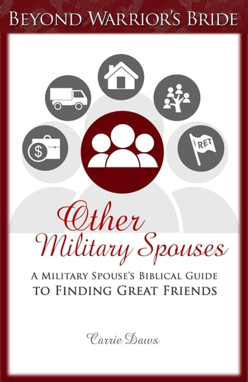 Other Military Spouses - A Military Spouse's Biblical Guide to Finding Great Friends ebook by Carrie Daws