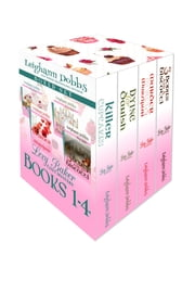 Lexy Baker Cozy Mystery Series Boxed Set Vol 1 (Books 1 - 4) ebook by Leighann Dobbs
