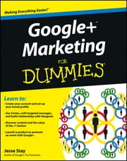 Google+ Marketing For Dummies ebook by Jesse Stay