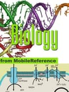 Biology Study Guide: Prokaryotes, Archaea, Eukaryotes, Viruses, Reproduction, Mendelian Genetics, Molecular Biology, Cell Signaling, Human Anatomy, Chemical Review (Mobi Study Guides) ebook by