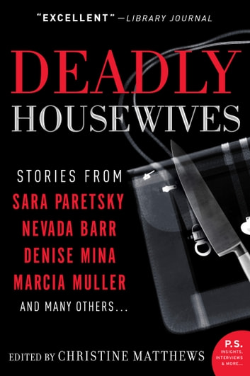 Deadly Housewives ebook by Christine Matthews