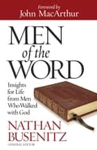 Men of the Word ebook by Nathan Busenitz