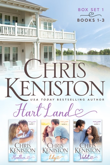Hart Land - Boxed Set Books 1-3 ebook by Chris Keniston