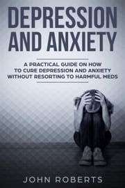Depression and Anxiety: A Practical Guide on How to Cure Depression and Anxiety Without Resorting to Harmful Meds - Collective Wellness, #3 ebook by John Roberts